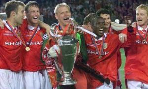 原创              看看1999年曼联三冠王,你就知道什么叫奇迹了!
