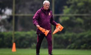 国足教练团队已完成重组展开工作 仅一职位仍未知