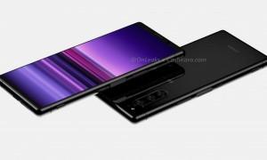 索尼Xperia 2突然曝光:背部竟酷似华为P30?
