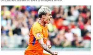 巴甲豪门确认有意鲁能外援 与球队已达成离队协议?