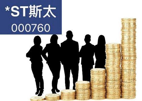 *ST斯太(000760)股票行情 一夜3公司宣布退市