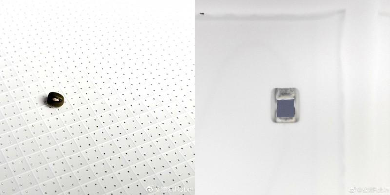 近距离观察苹果12.9英寸M1 iPad Pro中的mini LED背光灯