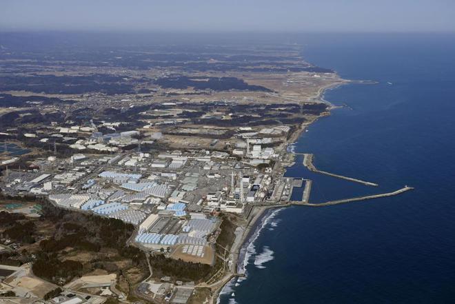 福岛核电站548个核废弃物集装箱凹陷 东电用胶带修复