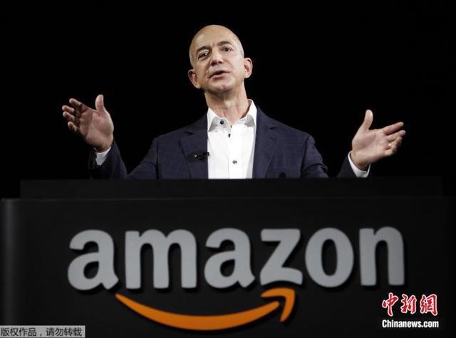 贝佐斯卸任亚马逊CEO!十几天后,他将飞向太空