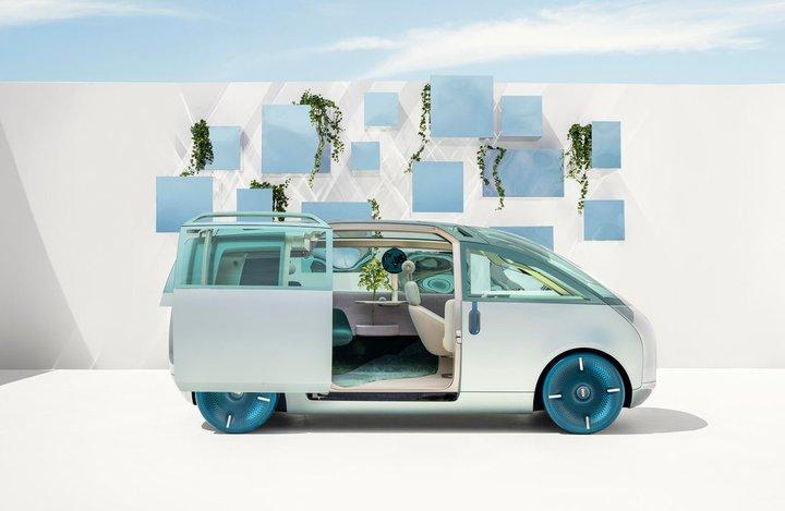 Mini 将 Vision Urbanaut 概念带到了现实生活中
