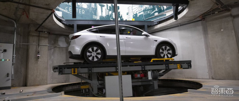 超牛机器人停车场:不用排长队找车位 费用减半车位翻倍