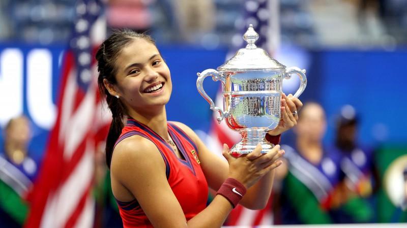 英国华裔网球小将创造历史,下一个大坂直美?