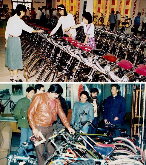 """中国自行车为什么火了? 国庆看""""国潮"""""""