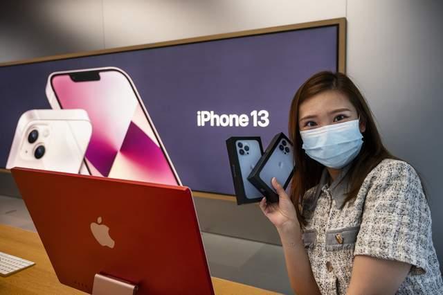 iPhone 13 Pro 256GB版成本约3674元,比上代iPhone 12 Pro贵约150元